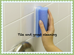 Tile & Grout Cleaning Company White Patch