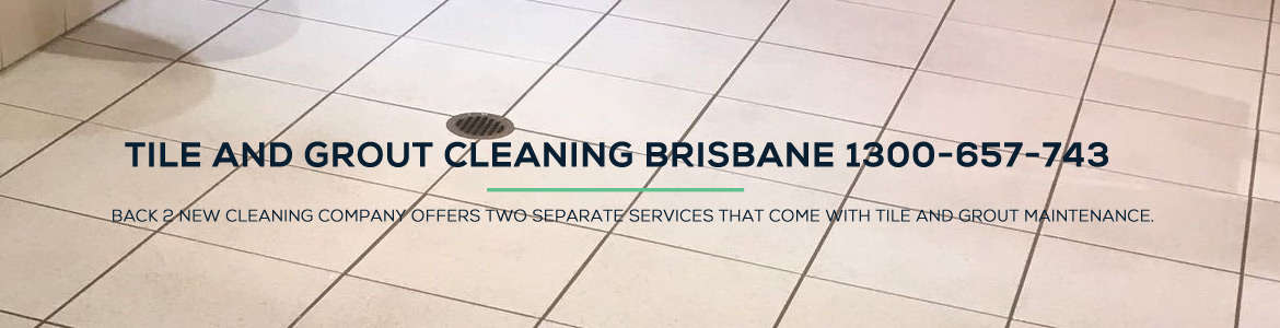 Tile and Grout Cleaning Annerley