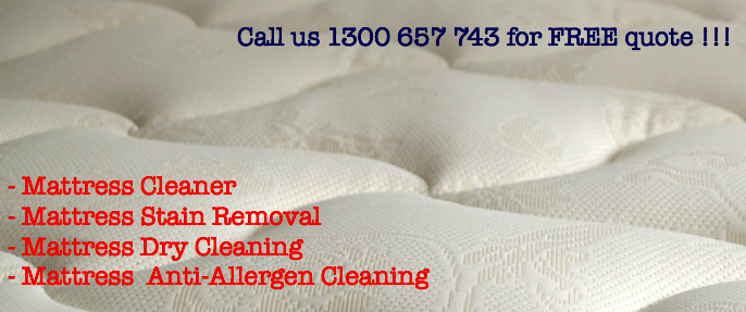 Mattress Cleaning Oxley