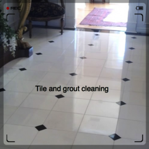 What to expect from Back 2 New Tile and grout cleaning White Patch?