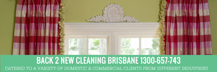Curtains and Blinds Cleaning White Patch