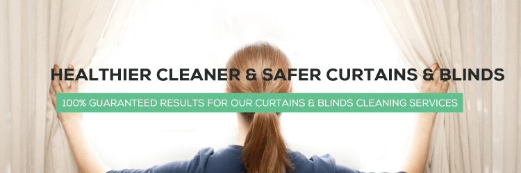 Curtain Cleaner White Patch