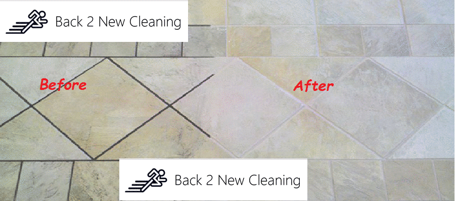 Tile and Grout Cleaning Palmtree