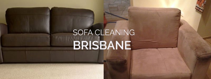 Sofa Cleaning King Scrub