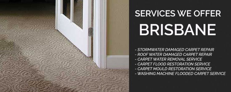 Carpet Water Damage Flood Restoration Herston