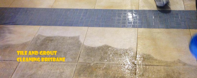 Professional Tile and Grout Cleaning Veresdale Scrub