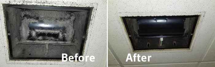 Prefect Duct Cleaning Services
