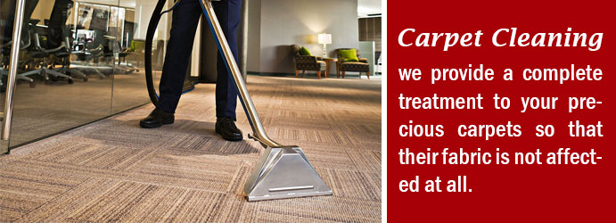 Carpet Cleaning Springbank
