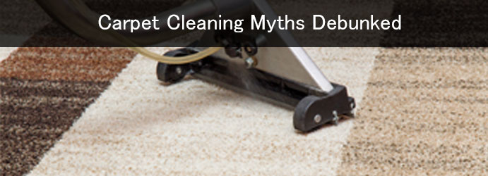 Effective Carpet Cleaning Myths
