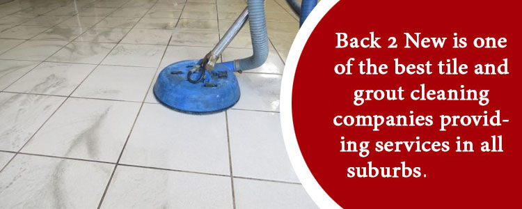 Professional Tile & Grout Cleaning Woolshed Flat
