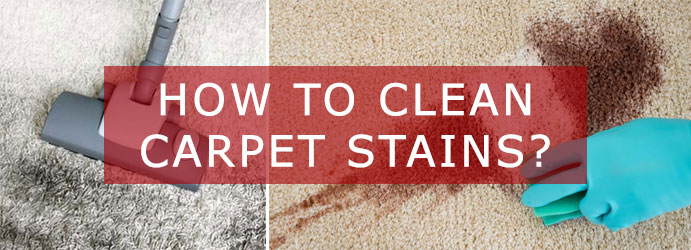 Clean Carpet Stains in Brisbane