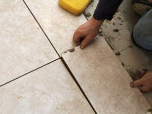 Damaged Tile Repair