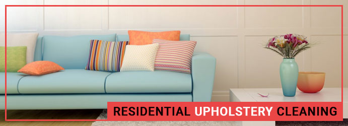 Residential Upholstery Cleaning Back Valley