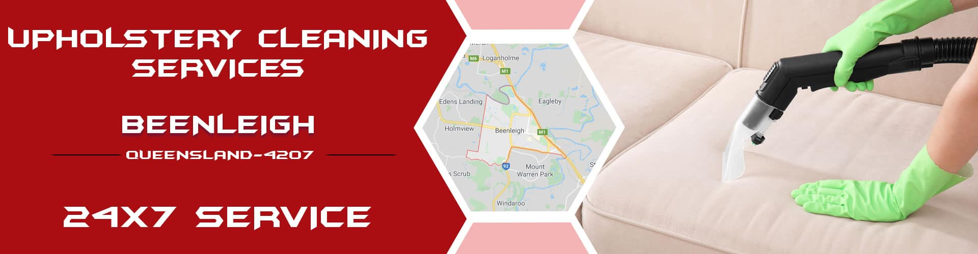 Upholstery Cleaning Beenleigh