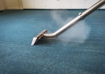 Steam Carpet Cleaners White Patch