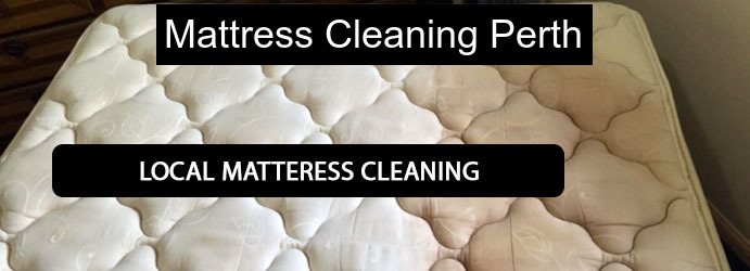 Mattress Cleaning Reservoir