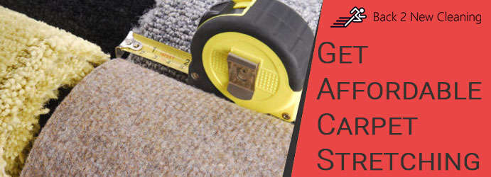 Carpet Stretching Services West Burleigh