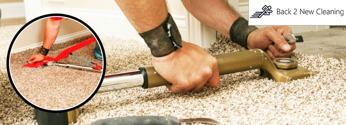 Carpet Stretching Services Perth