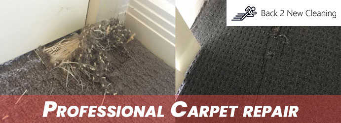 Professional Carpet Repair West End