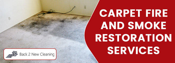 Carpet Fire and Smoke Restoration