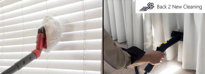 Curtain and Blinds Cleaning Gilston