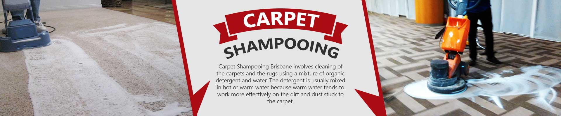 Carpet Shampooing Brisbane