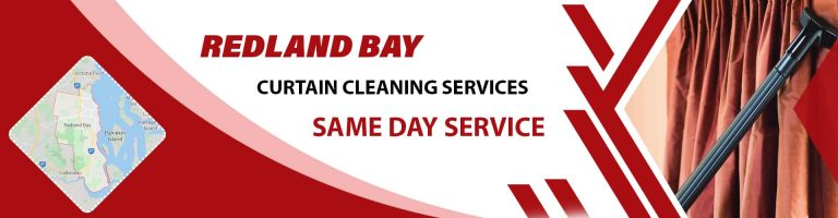 CURTAIN CLEANING REDLAND BAY
