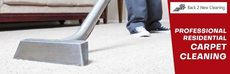 Professional Residential Carpet Cleaning High Range
