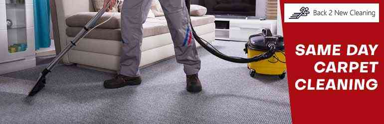 Same Day Carpet Cleaning High Range