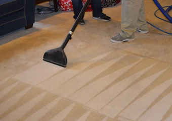 Hot Water Extraction Carpet Cleaning Walker Flat