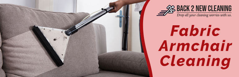 Fabric Armchair Cleaning Services