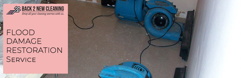 Flood Damage Restoration North Hobart