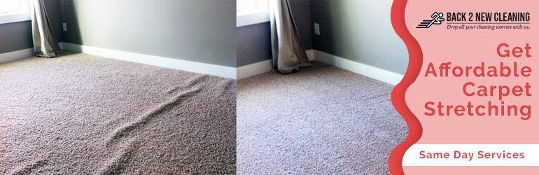Get Affordable Carpet Stretching Services Cook