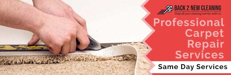 Professional Carpet Repair Services Rivett
