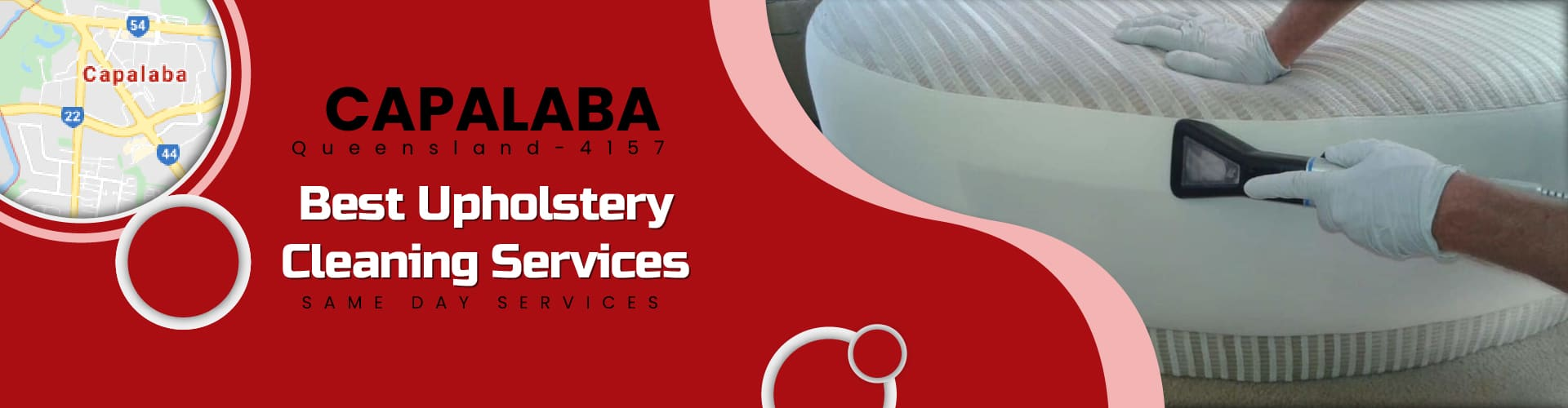 Upholstery Cleaning Capalaba