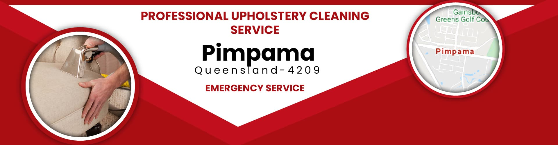 Upholstery Cleaning Pimpama
