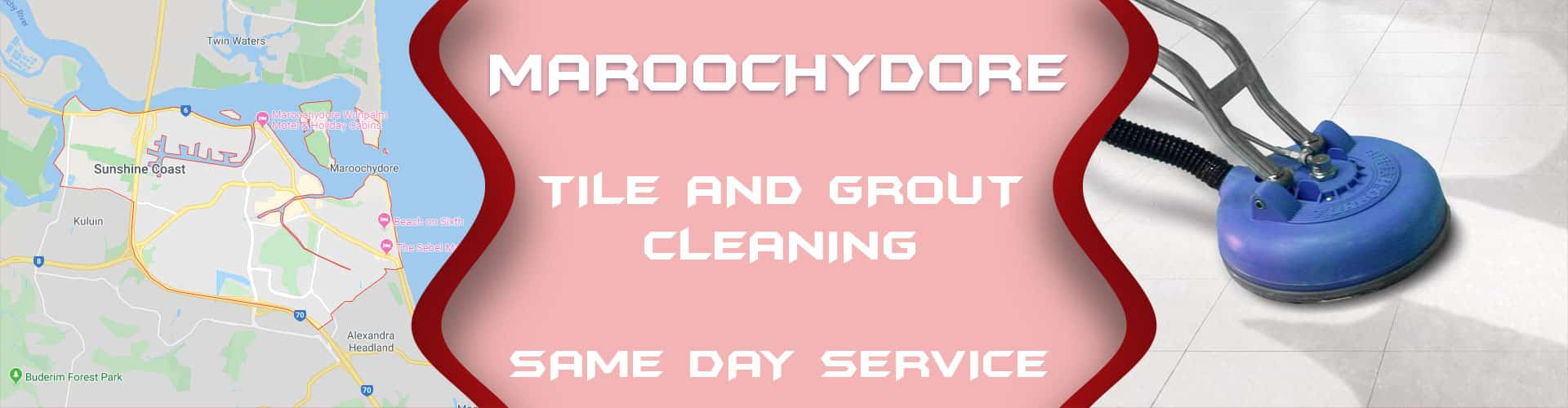 tile grout cleaning maroochydore