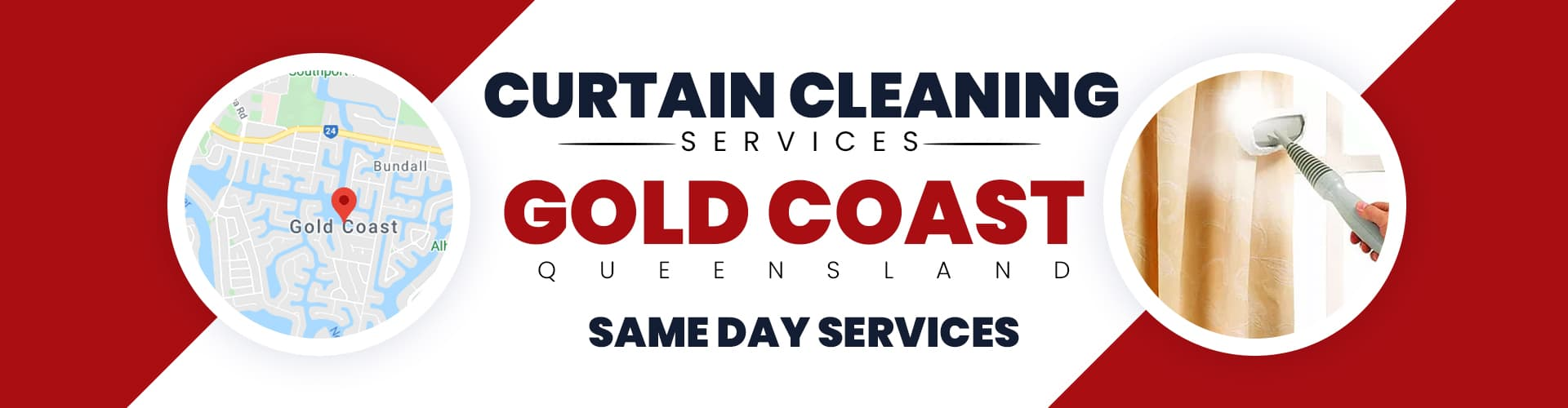 Curtain Cleaning Gold Coast