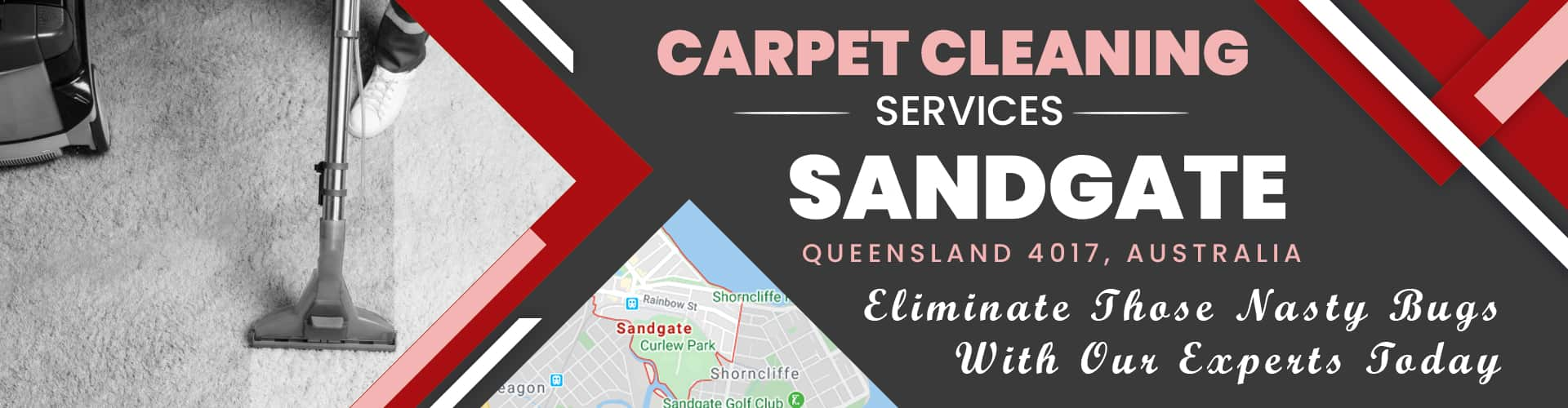 Carpet Cleaning Sandgate