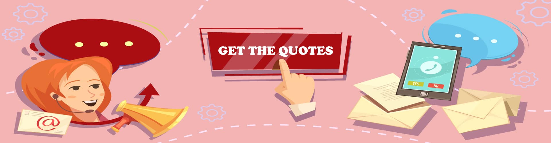 GET THE QUOTES