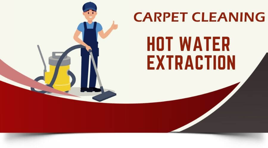 hot water extraction Coorparoo