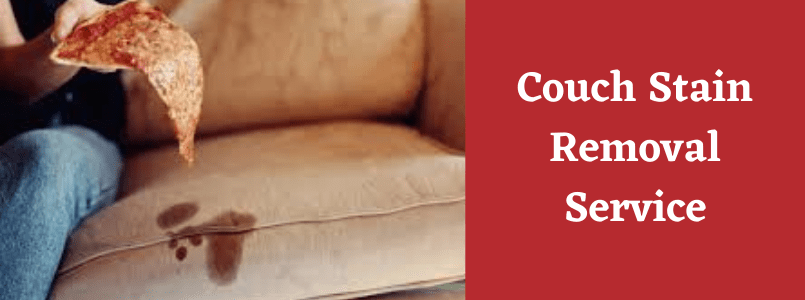 Couch Stains Removal Service