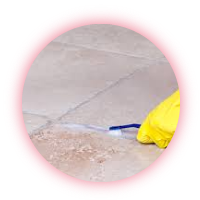 Tile & Grout Stain Removal Service