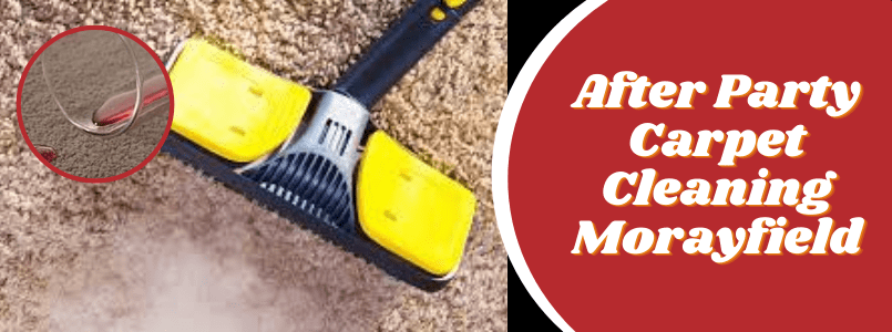 After Party Carpet Cleaning Morayfield