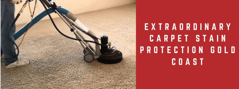 Extraordinary Carpet Stain Protection Gold Coast