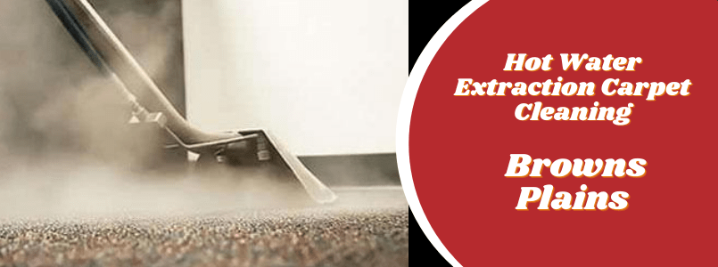 Hot Water Extraction Carpet Cleaning Browns Plains