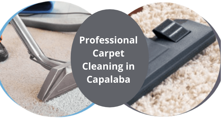 Carpet Steam Cleaning Capalaba