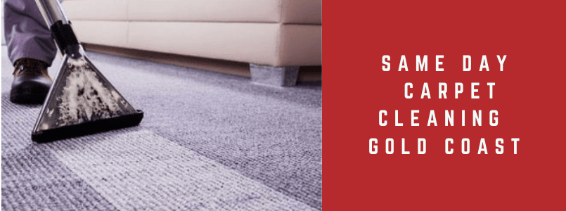 Same Day Carpet Cleaning Gold Coast