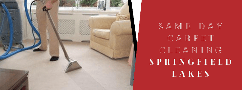 Same Day Carpet Cleaning Springfield Lakes