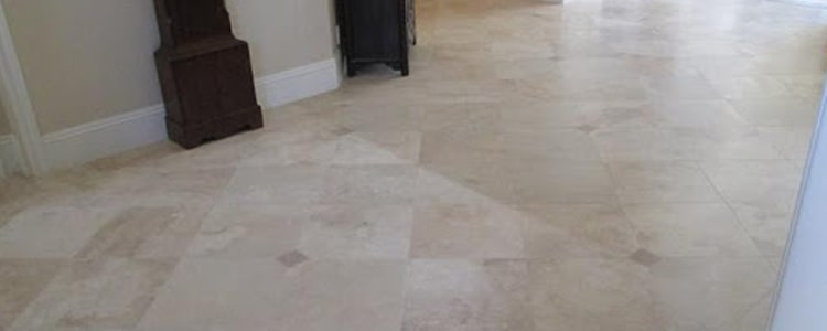 Wash Dark Stains from White Tile Service